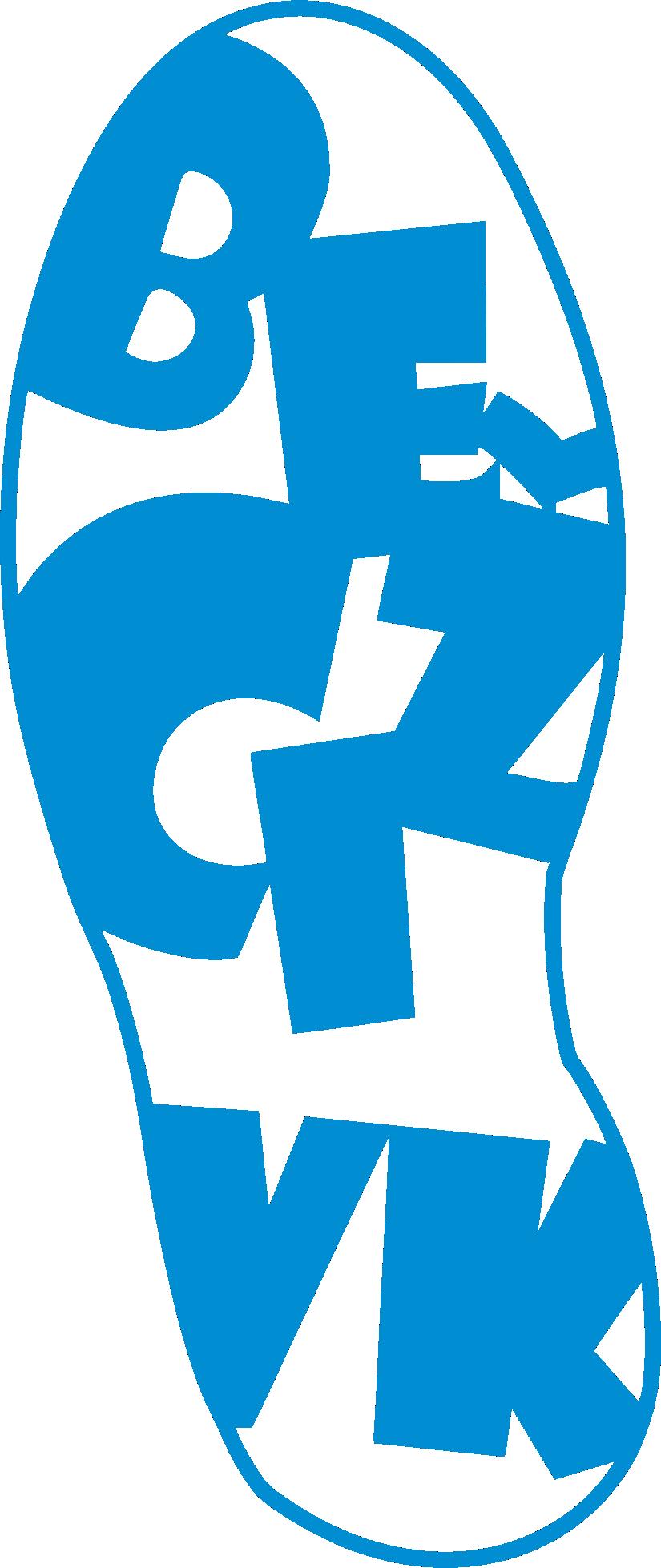 logo občianskeho združenia bežci veľký krtíš